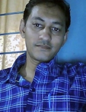 Jitendra from India 43 y.o.