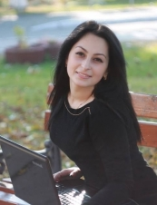Полина 41 y.o. from Russia